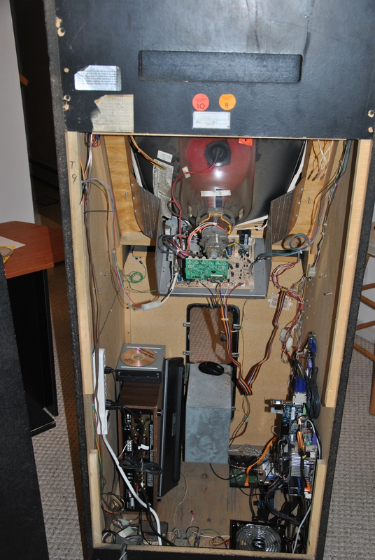 Home - DOS, Windows 32 & 64 bit MAME Arcade Cabinet Configurations